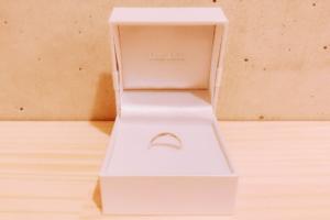 石川文菜指輪